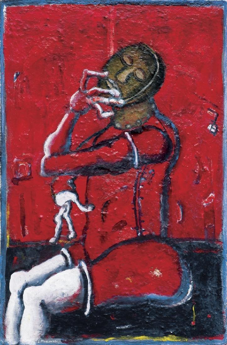 Markowski Eugeniusz - MANNEQUIN, 1982