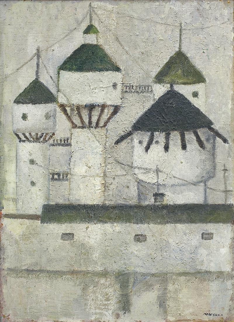 Madeyska Arika - LANDSCAPE, ABOUT 1959