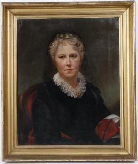 ATTRIBUTED TO WILLIAM R. FREEMAN (1820-1906)