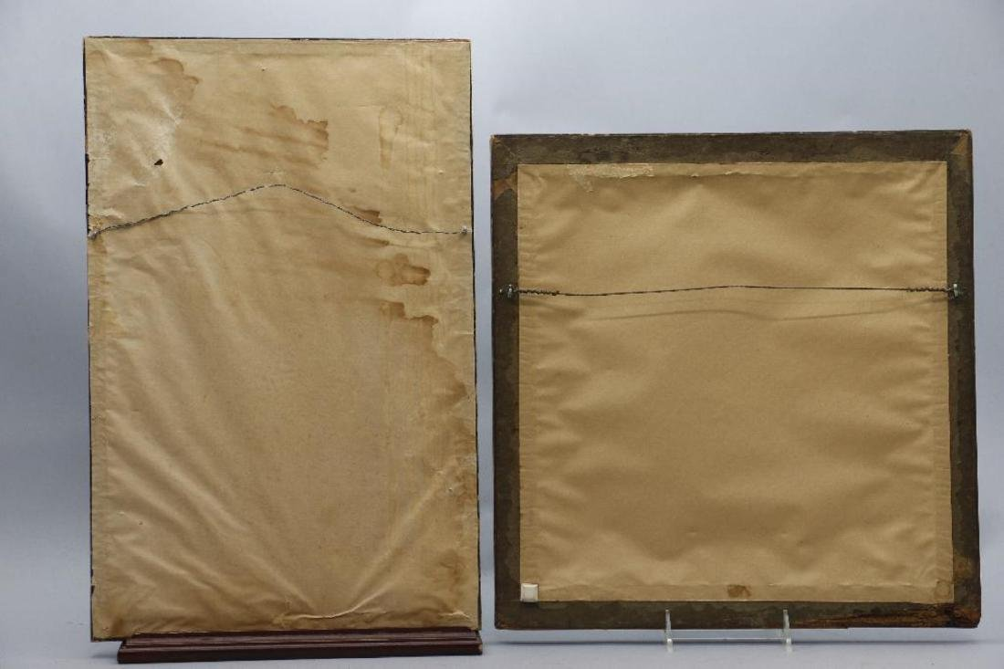 4 AMERICAN OR ENGLISH SAMPLERS 1759, 1810, 1811 OR 1856 - 3
