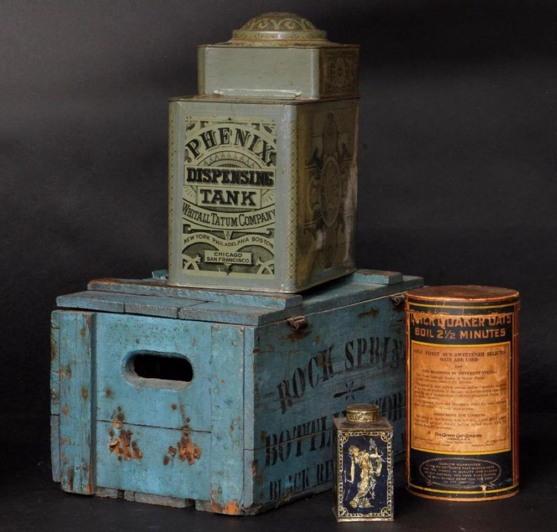 5 ADVERTISING COLLECTABLES - 3