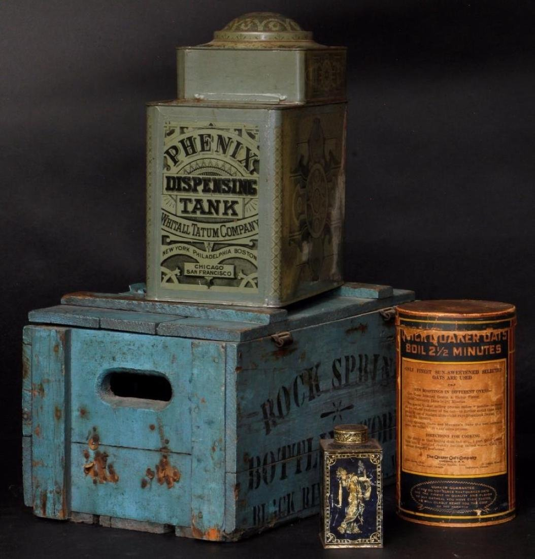 5 ADVERTISING COLLECTABLES - 4