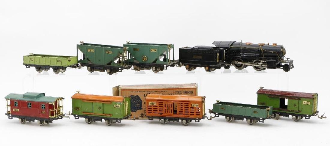 Lionel 0 Gauge Freight Set