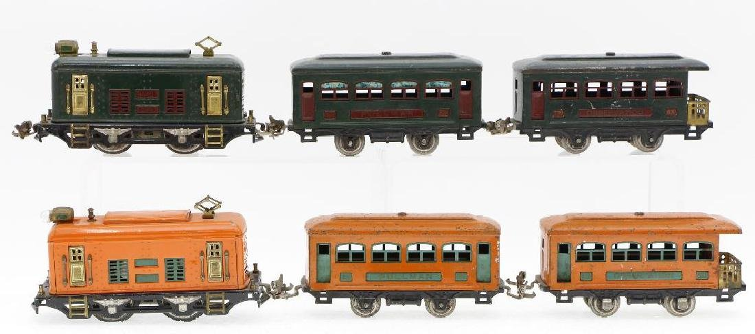 Lionel 0 Gauge Passenger Set Grouping - 2