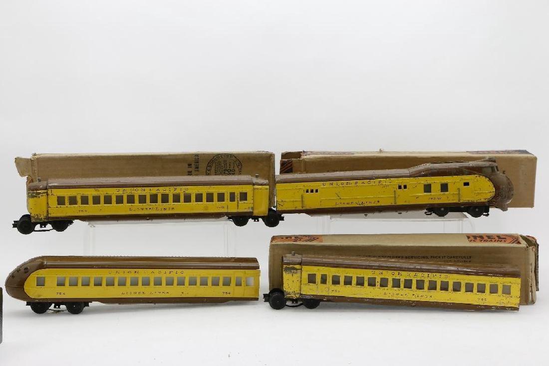 Lionel 0 Gauge Streamliner Passenger Set
