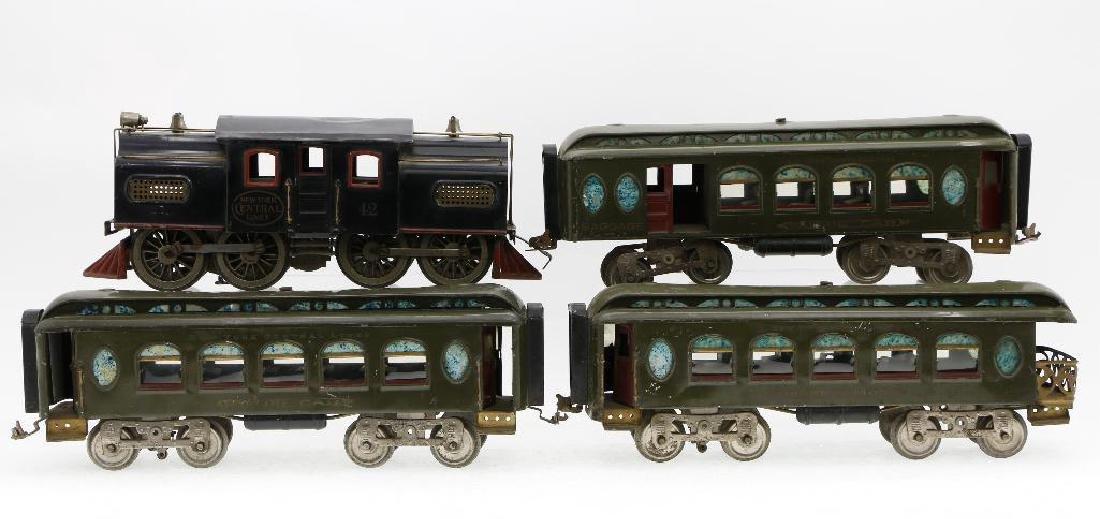 Lionel Standard Gauge   Passenger Set - 2