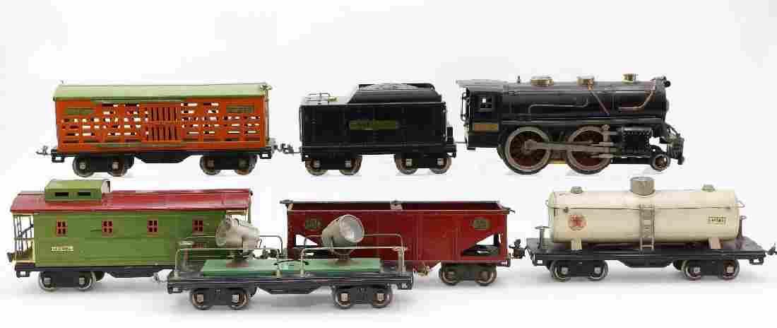 Lionel Standard Gauge Freight Set