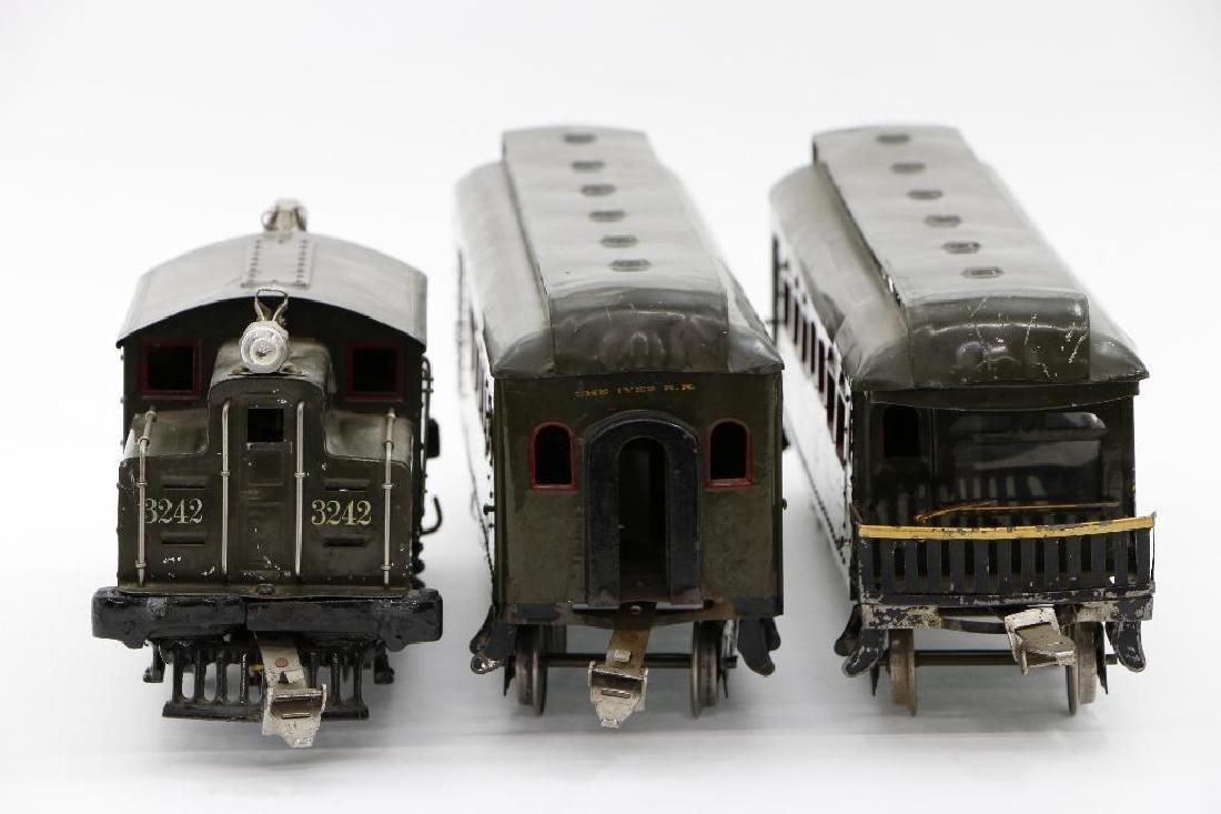 Ives Standard Gauge  Passenger Set - 5