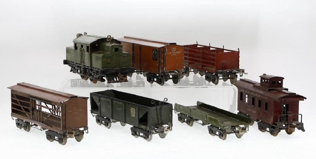 Ives Standard Gauge   Freight Set - 6