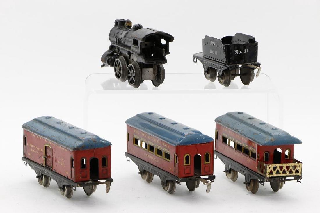 Ives O Gauge  Passenger Set - 4
