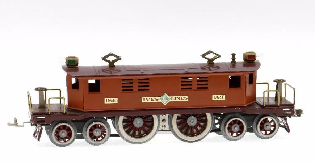 Ives Standard Gauge  Locomotive