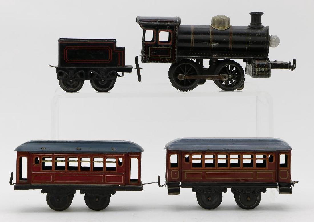 Bing 0 Gauge Passenger Set
