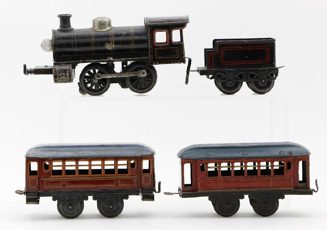 Bing 0 Gauge Passenger Set - 2