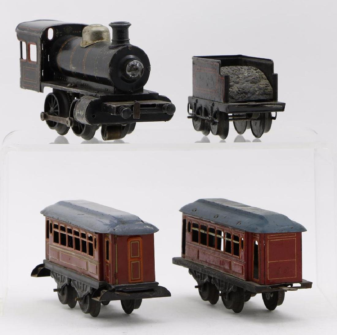 Bing 0 Gauge Passenger Set - 3