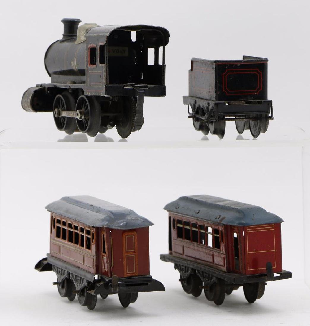 Bing 0 Gauge Passenger Set - 4
