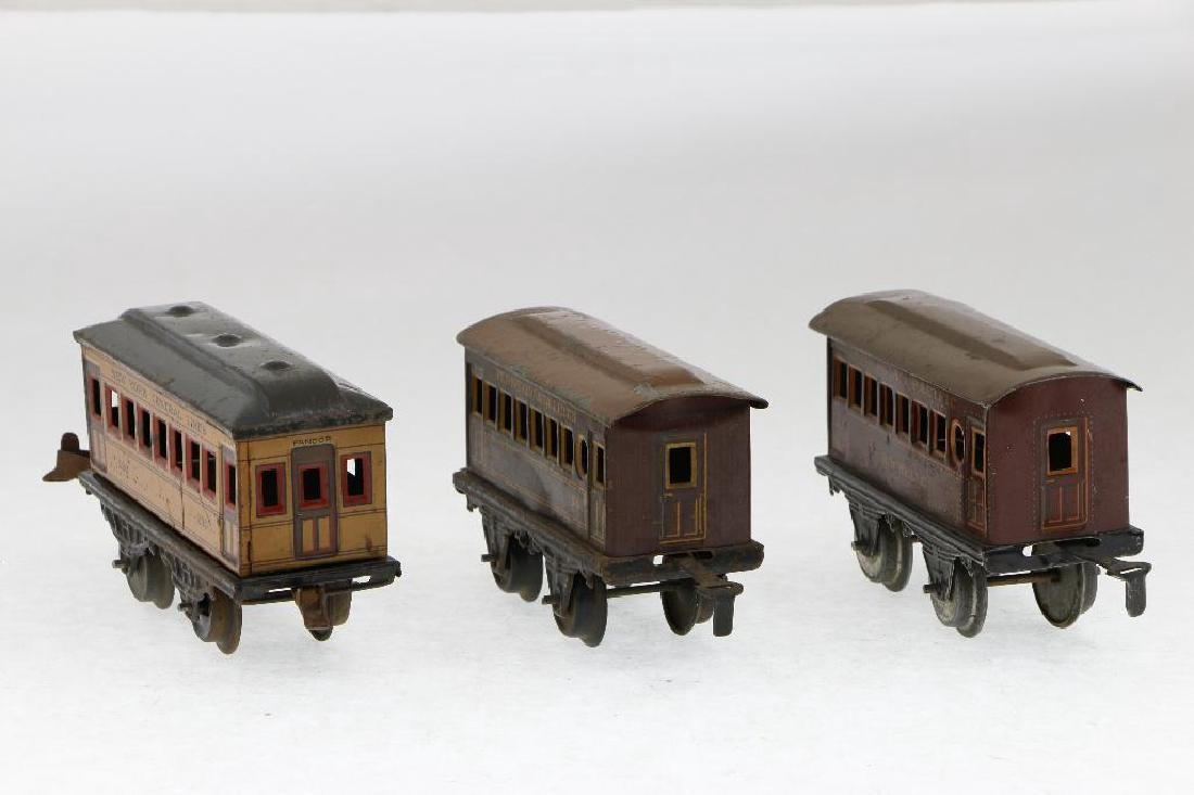 Bing 0 Gauge Locomotive and Passenger Car Grouping - 8