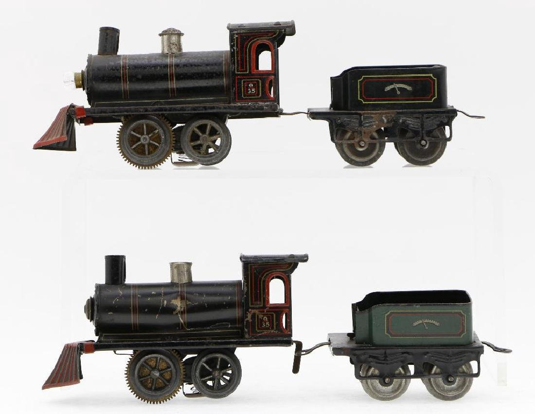 Bing 0 Gauge  Locomotive Grouping - 3