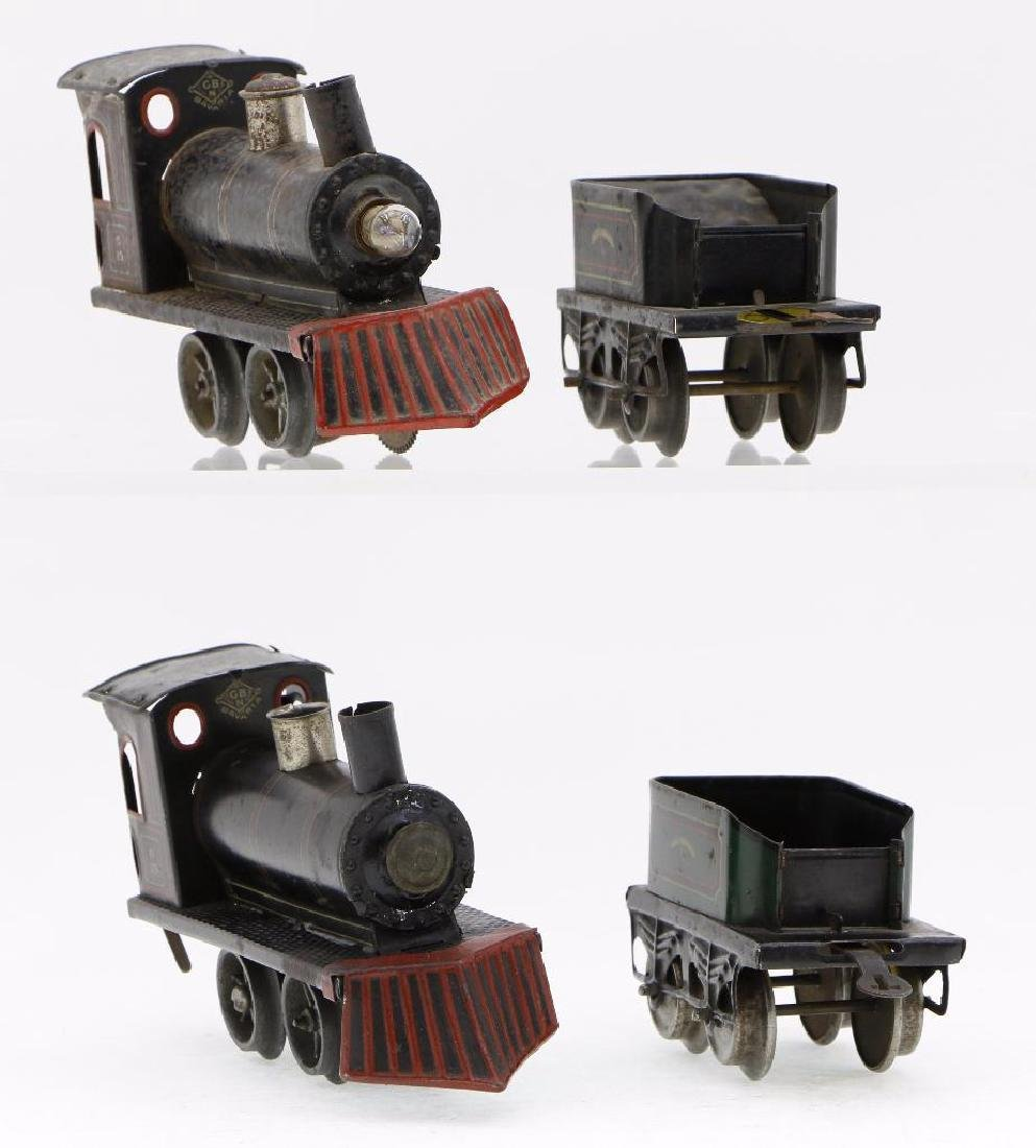 Bing 0 Gauge  Locomotive Grouping - 4