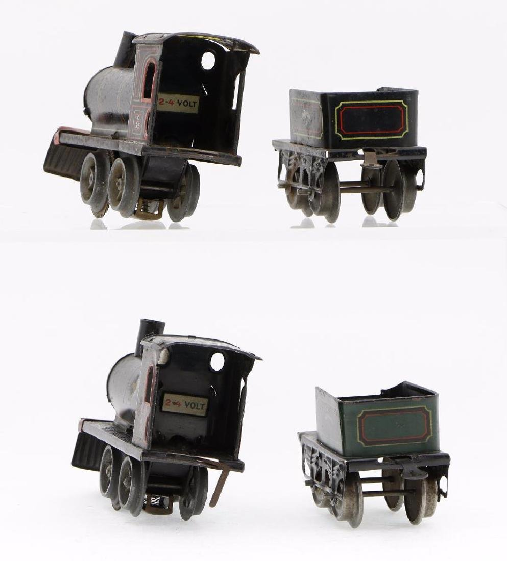 Bing 0 Gauge  Locomotive Grouping - 5