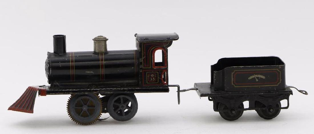 Bing 0 Gauge  Locomotive Grouping - 7