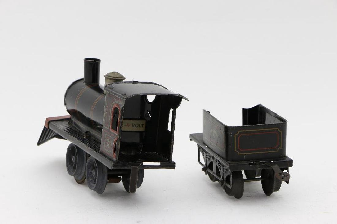 Bing 0 Gauge  Locomotive Grouping - 9