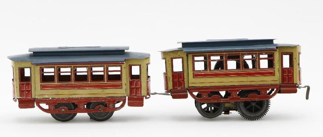 Bing Trolley/Trailer Set-undetermined European gauge
