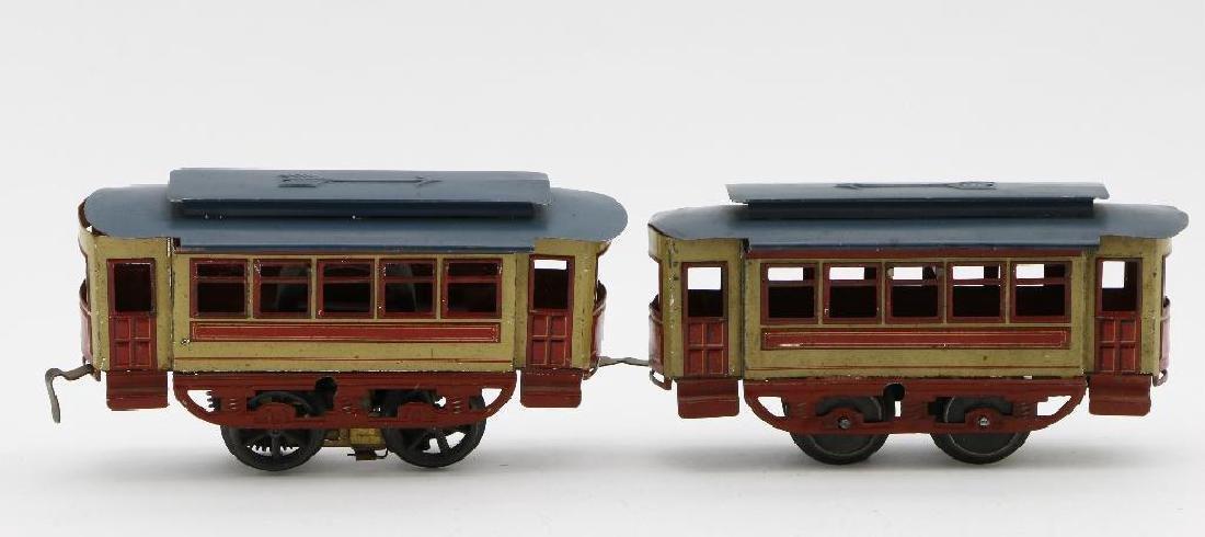 Bing Trolley/Trailer Set-undetermined European gauge - 2
