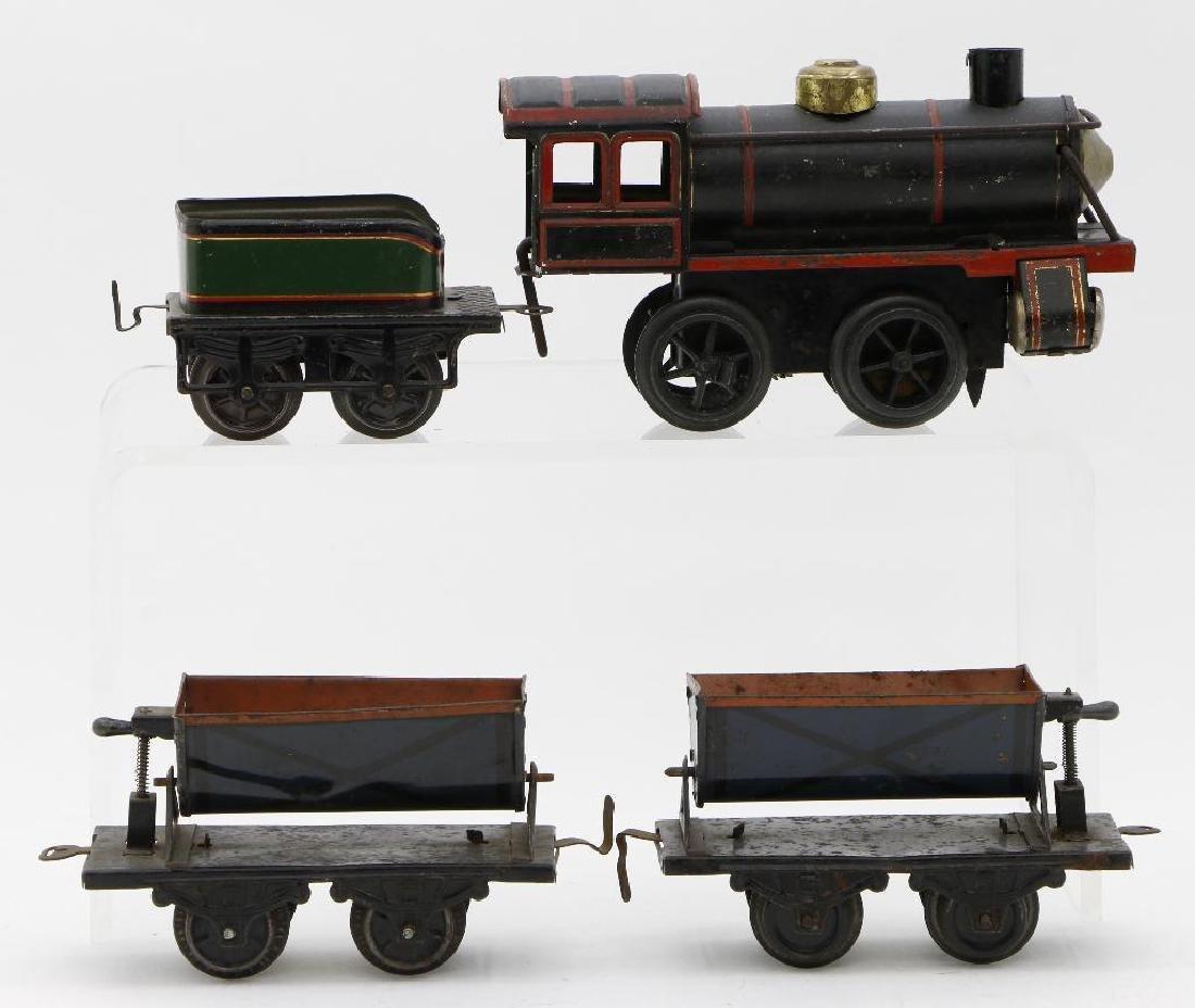 KBN 0 Gauge Work Train Set