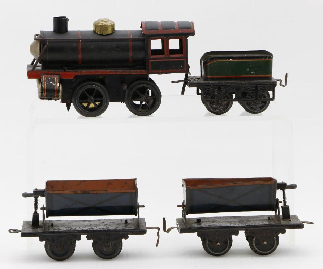 KBN 0 Gauge Work Train Set - 2