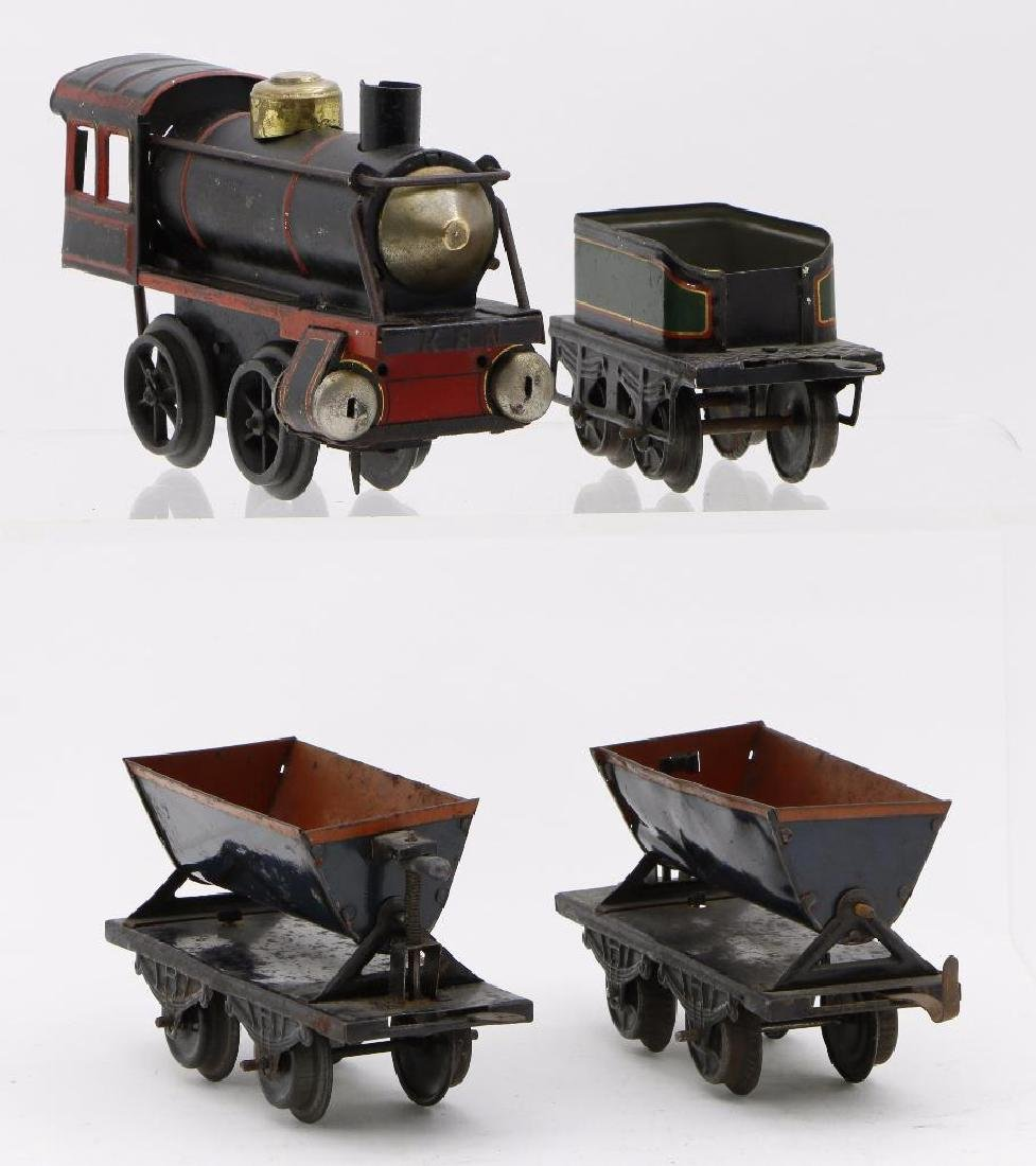 KBN 0 Gauge Work Train Set - 3