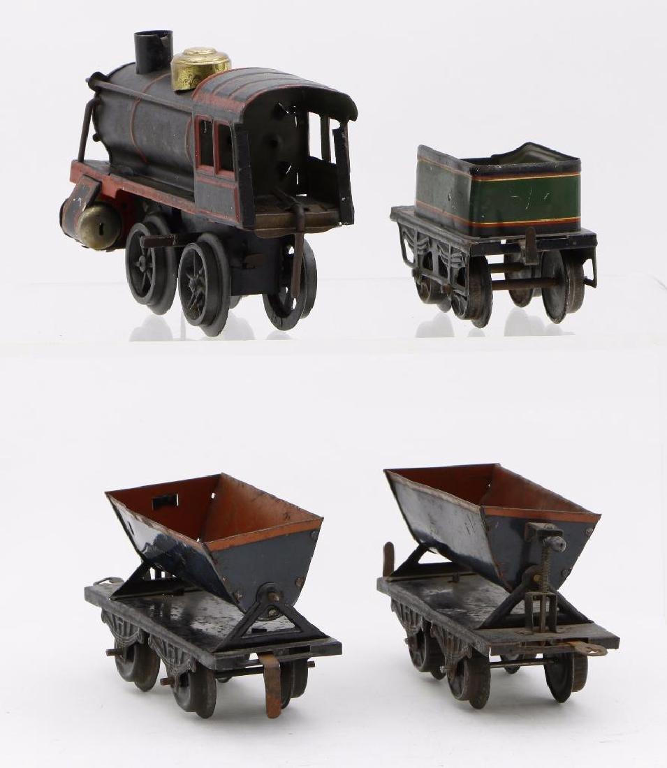 KBN 0 Gauge Work Train Set - 4