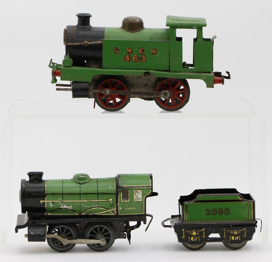 Hornby 0 Gauge English Profile Locomotive Grouping - 2