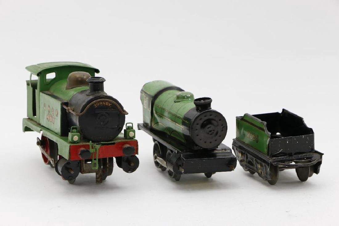 Hornby 0 Gauge English Profile Locomotive Grouping - 3