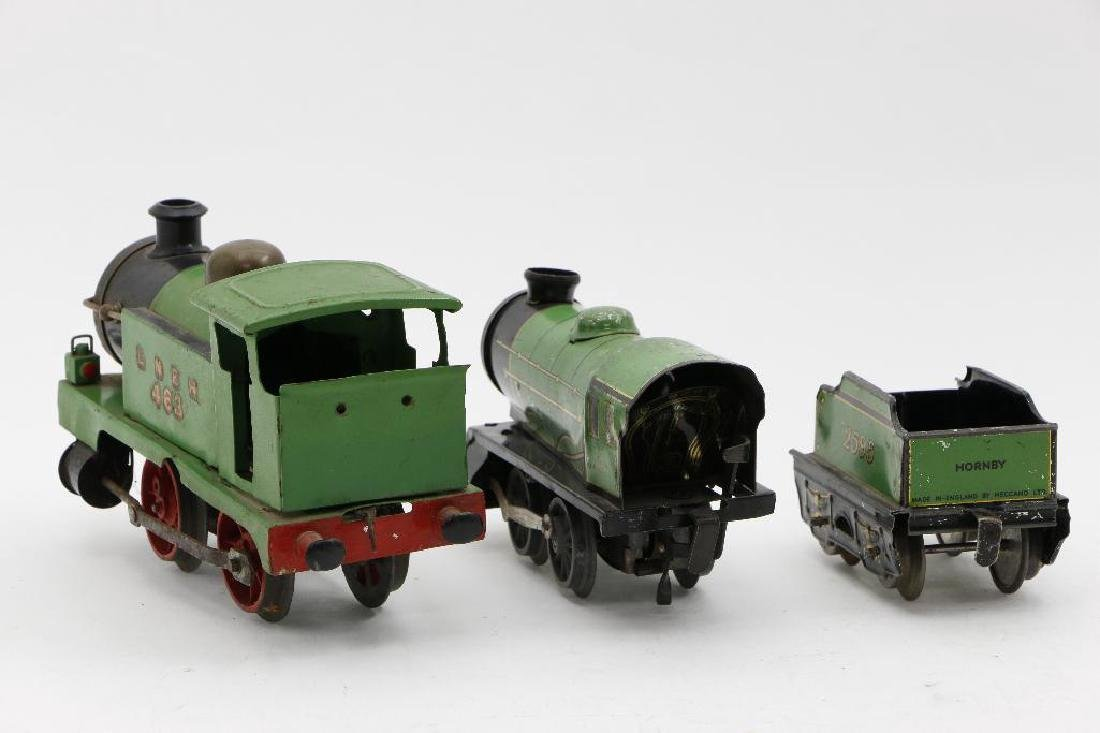 Hornby 0 Gauge English Profile Locomotive Grouping - 4