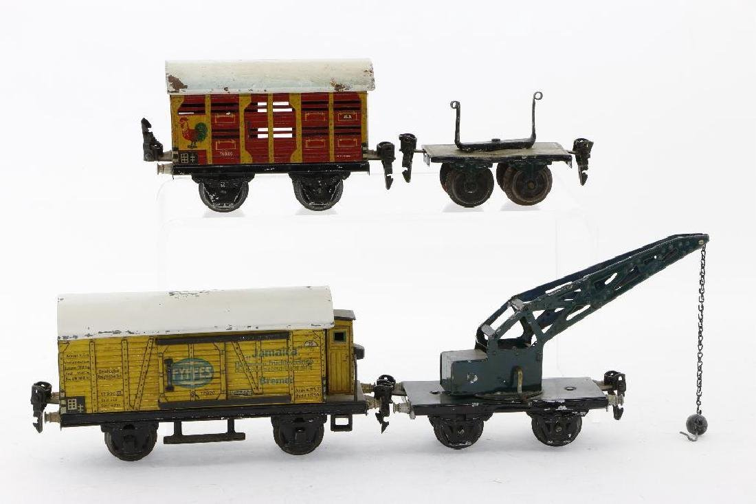 Marklin 0 Gauge   Freight Grouping