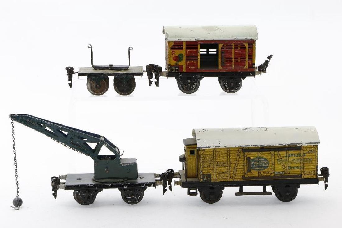 Marklin 0 Gauge   Freight Grouping - 2