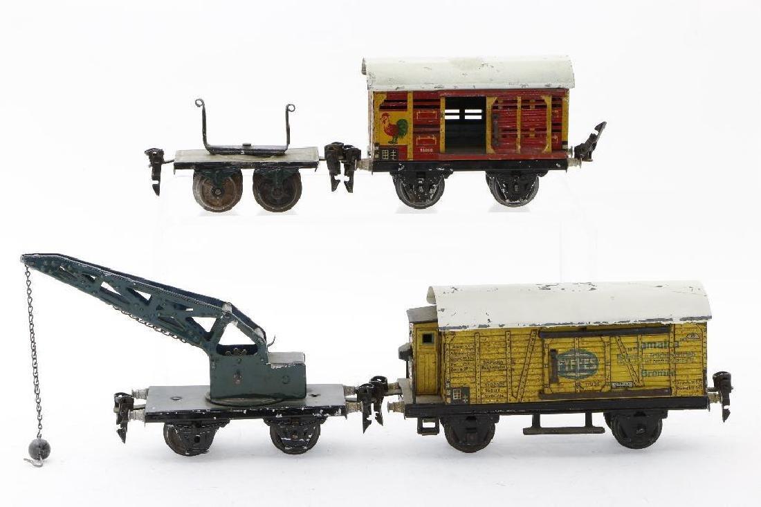Marklin 0 Gauge   Freight Grouping - 3