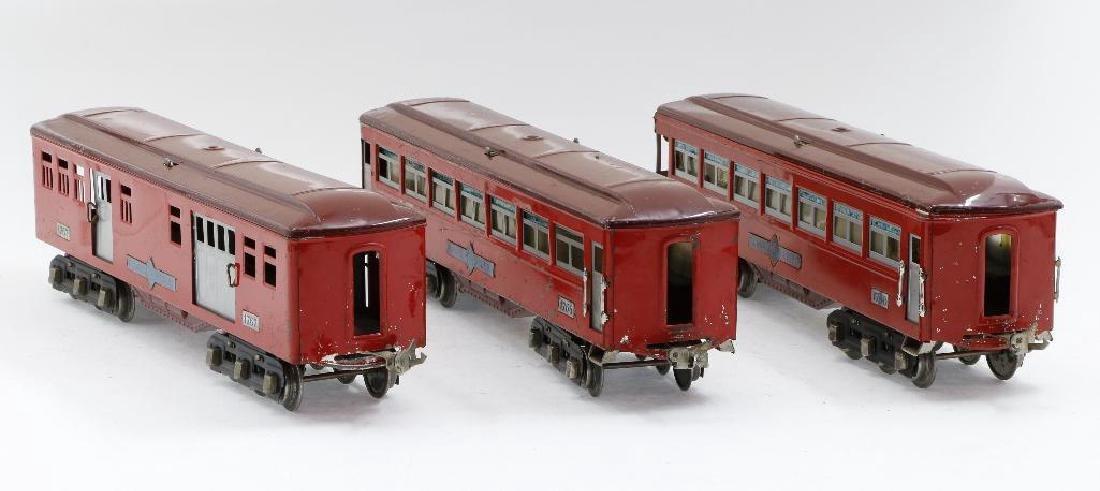 Lionel Standard Gauge  Passenger Set - 4