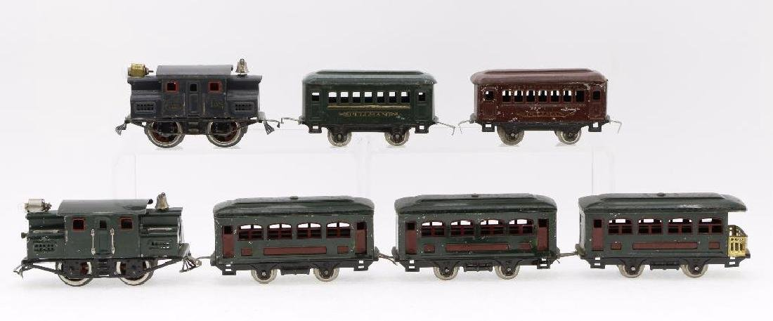 Lionel 0 Gauge Passenger Set Grouping - 3