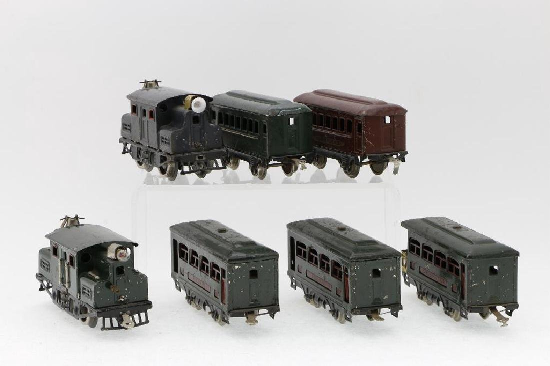 Lionel 0 Gauge Passenger Set Grouping - 4