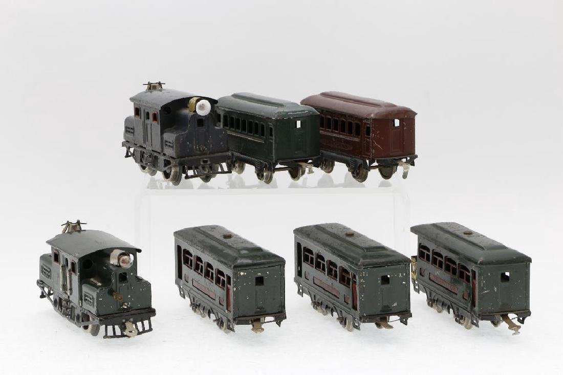 Lionel 0 Gauge Passenger Set Grouping - 5