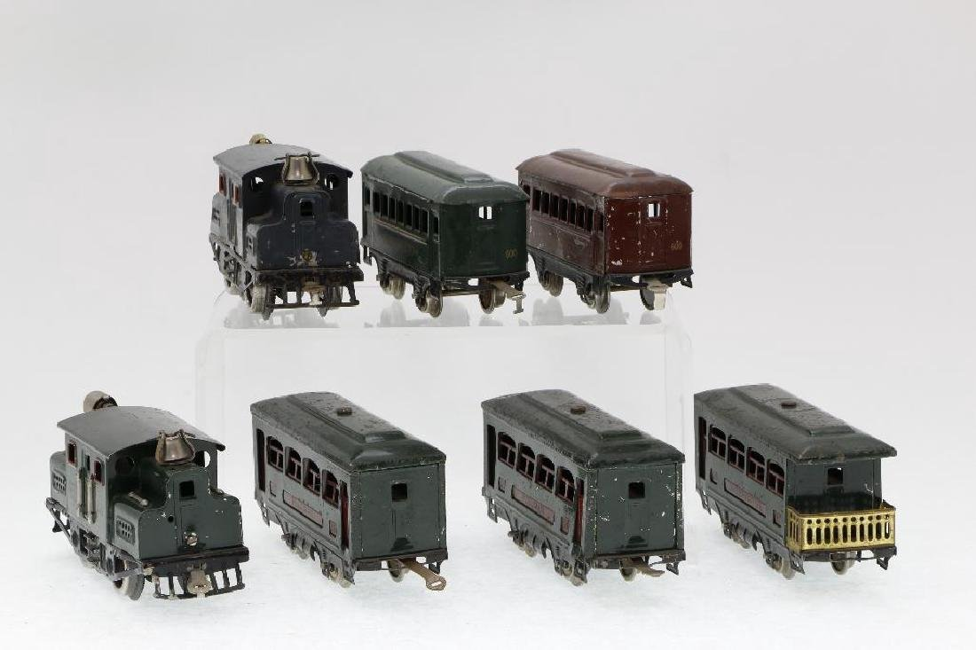 Lionel 0 Gauge Passenger Set Grouping - 6