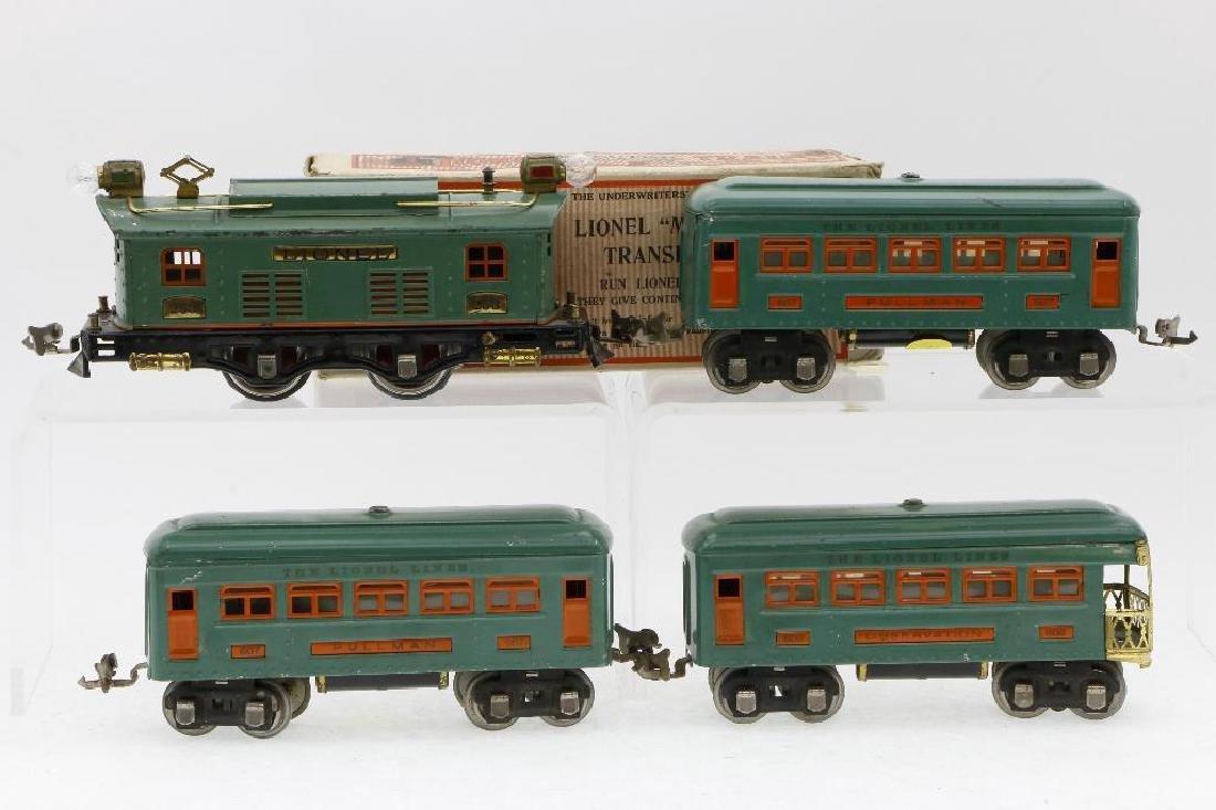 Lionel 0 Gauge Passenger Set - 2
