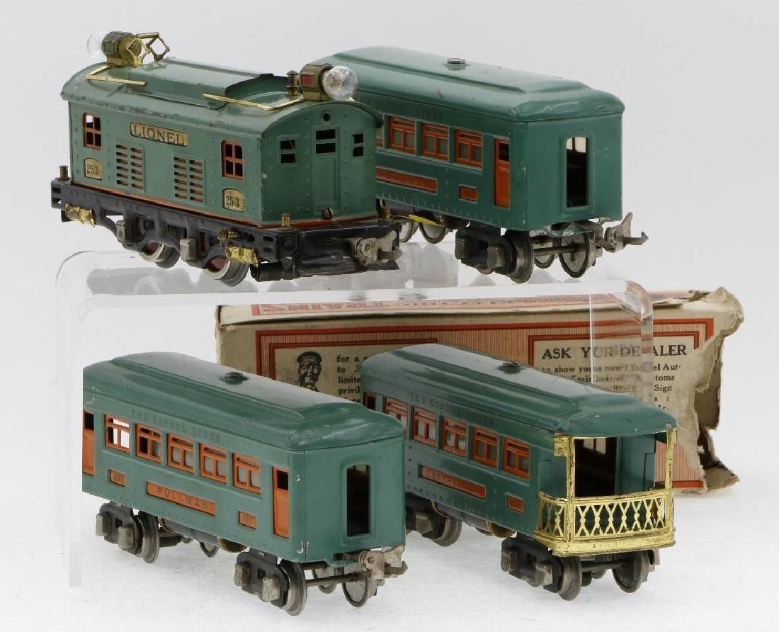 Lionel 0 Gauge Passenger Set - 4