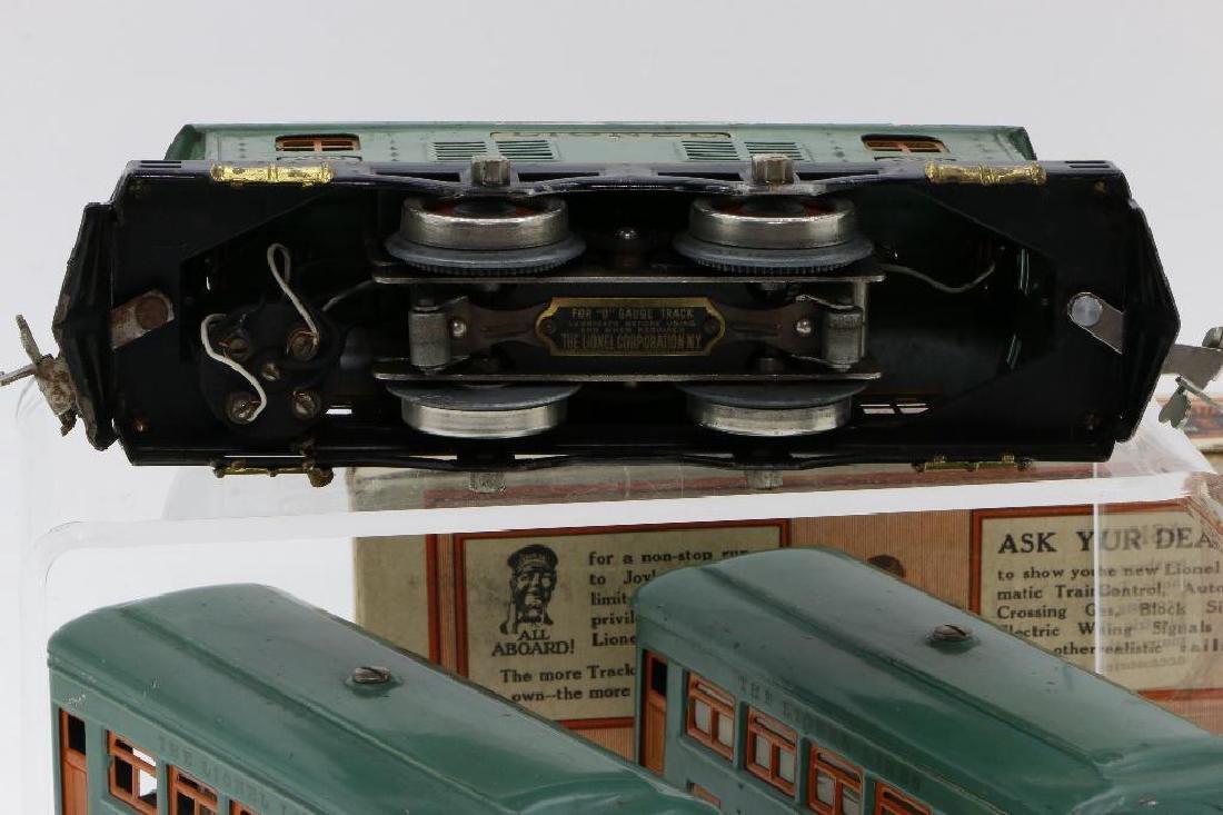Lionel 0 Gauge Passenger Set - 5