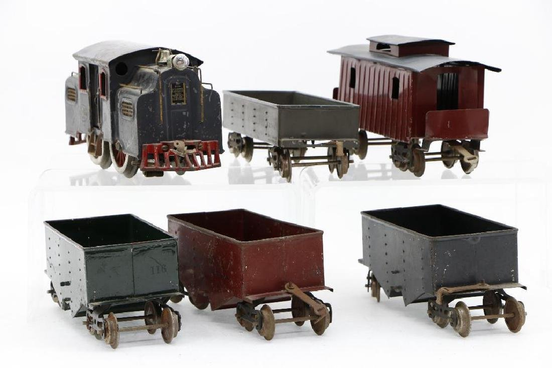 Lionel Standard Gauge Freight Set - 3