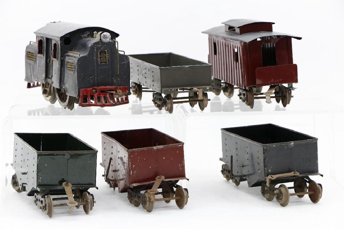 Lionel Standard Gauge Freight Set - 4