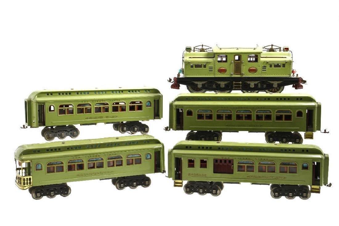 Lionel Standard Gauge Passenger Set