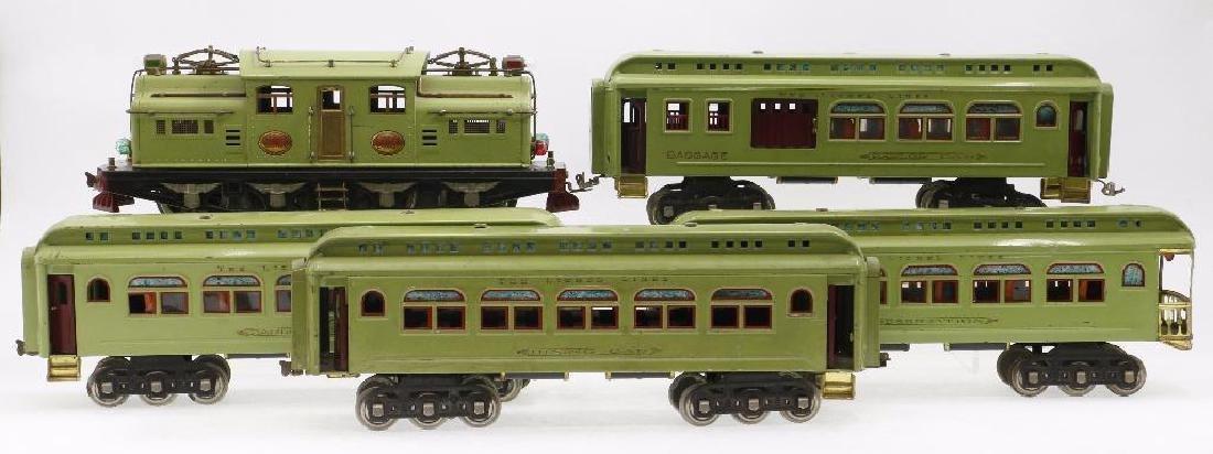 Lionel Standard Gauge Passenger Set - 6