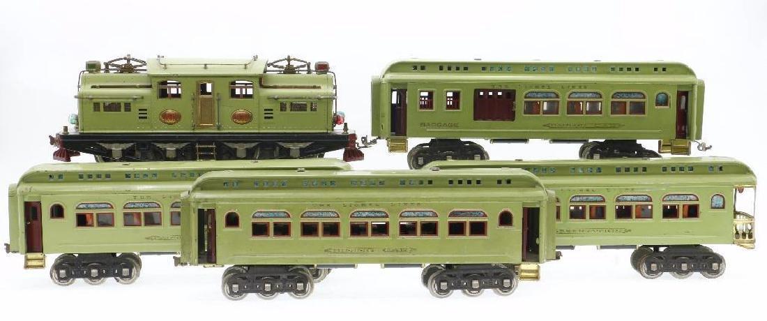 Lionel Standard Gauge Passenger Set - 7